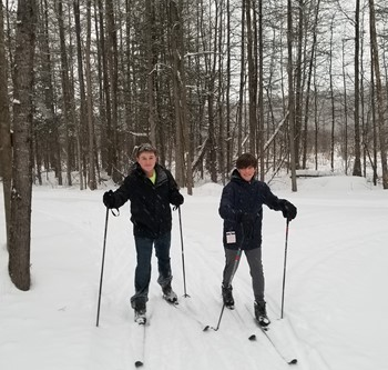 Cross Country Ski Trails Open to Community