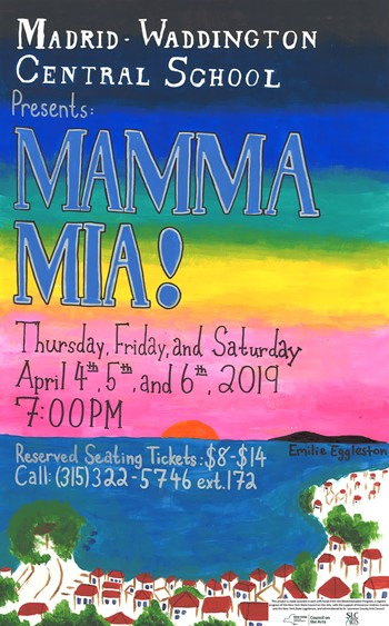 Spring Musical: Mamma Mia!