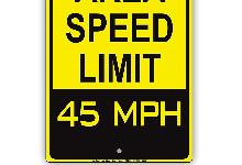 New School Speed Zone