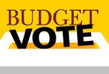 Budget Vote Deadline