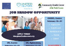 Job Shadow Opportunity